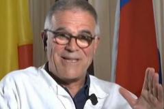 El médico italiano Alberto Zangrillo.