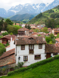 La localidad cántabra de Potes, la capital del turismo rural de España en 2020