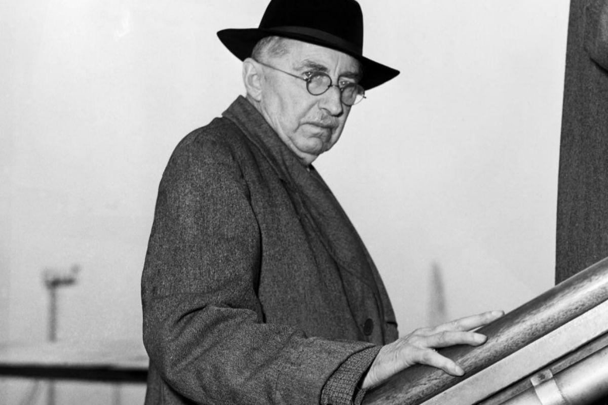 E.M. Forster.
