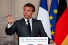 Reinvención de Macron