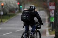 Ridder de Uber Eats en Washington DC