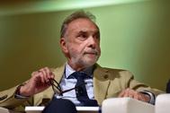 El director del Instituto Mario Negri de Investigación Farmacológica de Italia, Giuseppe Remuzzi.