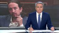 Vicente Vallés responde a los ataques de Podemos con una pulla para Pablo Iglesias