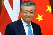 Liu Xiaoming, embajador chino en Londres