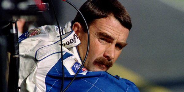 Mansell, con el mono de Williams.