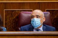 Rafael Simancas, que lideraba el PSOE de Madrid en la época de los hechos investigados.