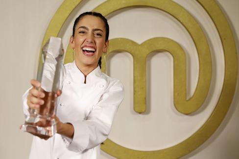 """Ana, la ganadora de MasterChef 8: """"Lo pensé muchas veces, si yo llego a saber que esto era así igual no me presento"""""""