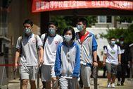 China Peste Bubónica OMS