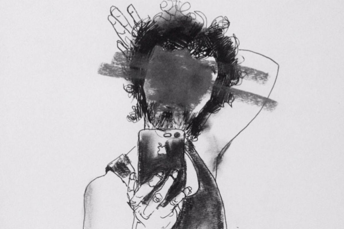 Retrato del artista.