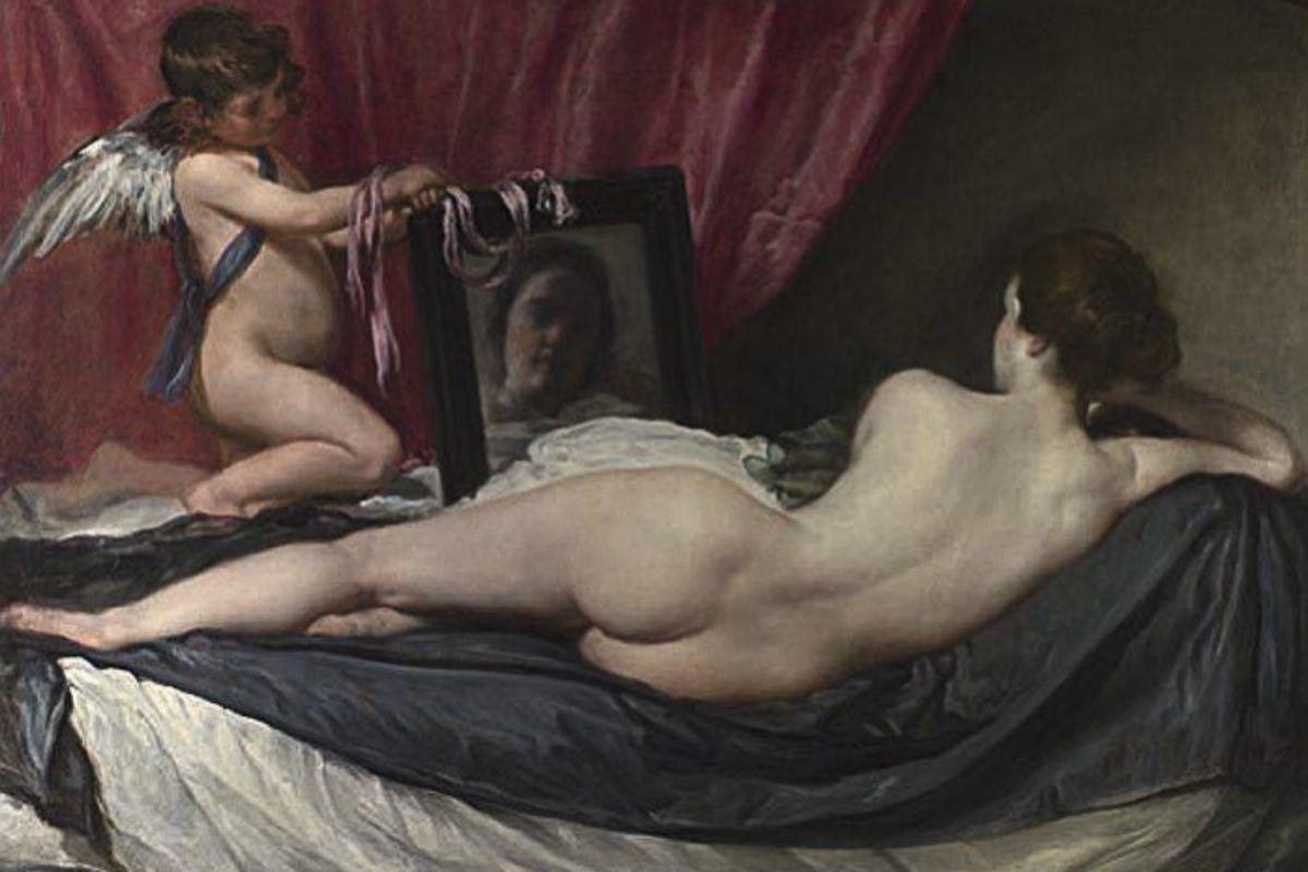 'La Venus del espejo', de Velázquez.