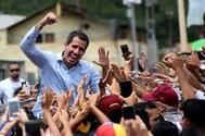 Maduro se ve impune y 'expropia' a Guaidó