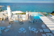 Sky Bar del hotel MIM Mallorca.