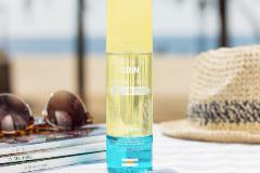 Fotoprotector ISDIN HydroLotion, el fotoprotector corporal bifásico que protege la piel con alta protección UVB/UVA SPF50.