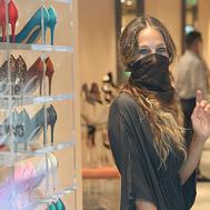 Sarah Jessica Parker abre tienda de sus zapatos en Nueva York, en el local donde antes se vendían los 'manolos'