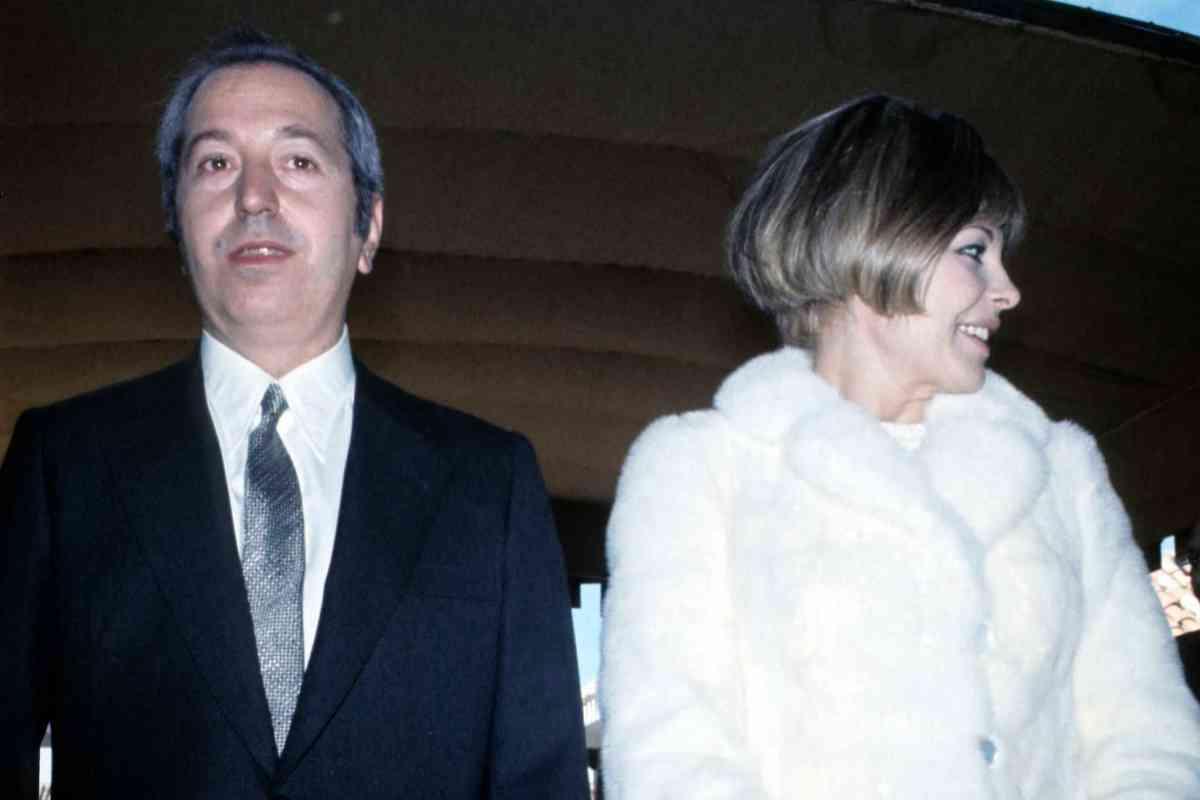 Valenzuela, el día de su boda con José Luis Dibildos, en 1971.