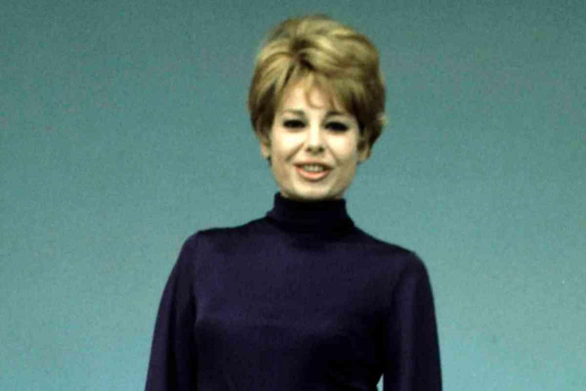 Una jovencísima Laura Valenzuela, en los 70.