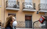 Piso en alquiler en el centro de Madrid.