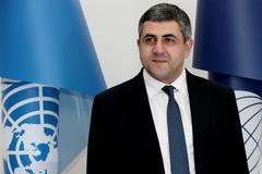 Zurab Pololikashvili Secretario General de la Organización Mundial del Turismo