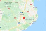 Cassà de la Selva, en Girona, registra un rebrote de coronavirus en un campamento.