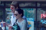 Brad Pitt y Angelina Jolie, en una imagen de archivo.