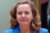 La vicepresidenta económica Nadia Calviño.