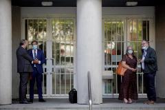 """La familia Franco pide liberar de carga política el juicio por el Pazo de Meirás: """"Este juicio no va de si Franco era muy malo"""""""