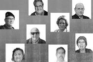 Algunas almas buenas: el homenaje a los 14 médicos muertos por Covid-19 en Madrid