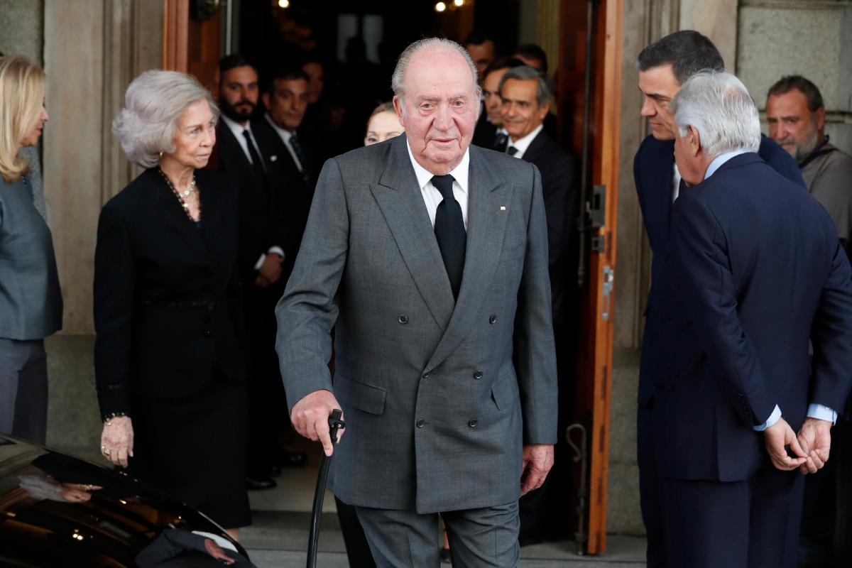 Las vías de escape de Juan Carlos I ante la justicia