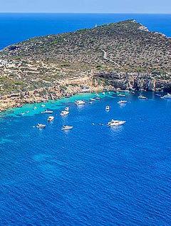 Se vende la isla privada pegada a Ibiza que adoran Cristiano Ronaldo o Justin Bieber