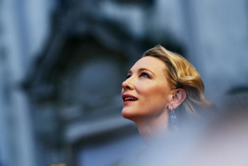 Cate Blanchett, 'ladrillos' en defensa del feminismo