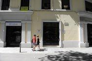 Imagen de la problemática con los pisos turísticos en Barcelona