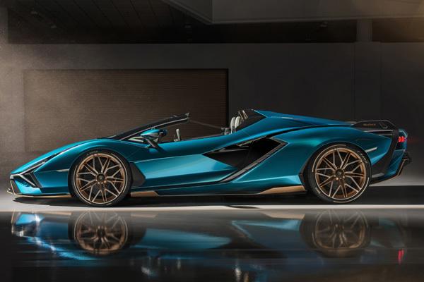 Lamborghini Sián Roadster: a 3,5 millones la unidad... y todas vendidas