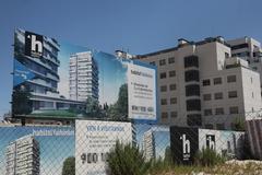 Promoción para la construcción de viviendas.