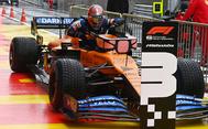 """Carlos Sainz, a por otro podio, tras un sábado inolvidable: """"Estamos un poco mal de la cabeza"""""""