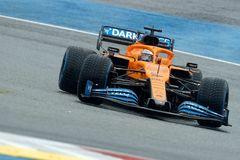 Gran Premio de Estiria, en directo: Sainz arranca tercero