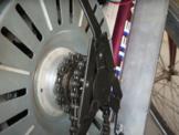 El Bicimad de McGyver: esta bici eléctrica hecha con un motor de lavadora alcanza los 110 km/h