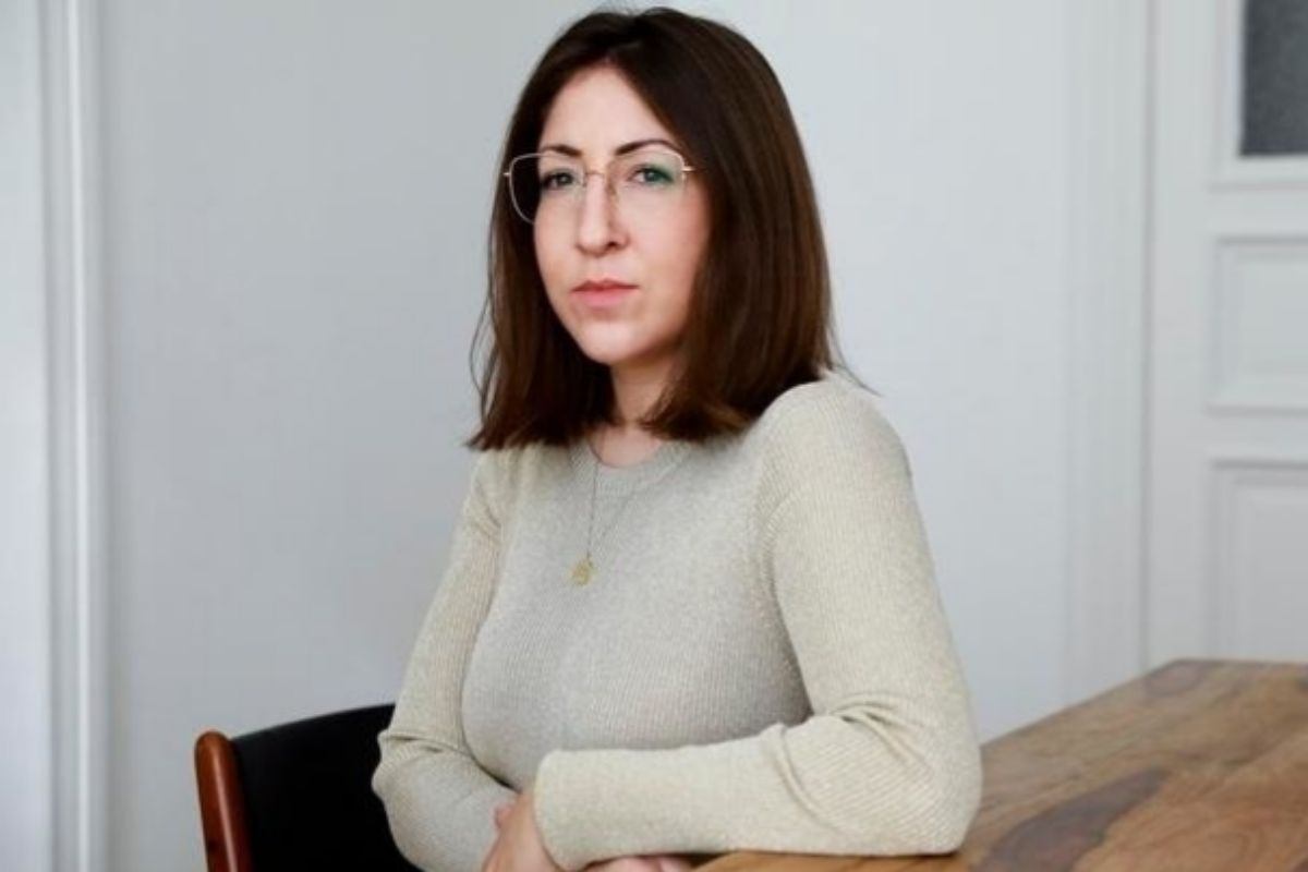 Deborah Feldman.