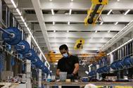 Una de las fábricas de Airbus