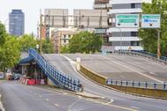 Puente de Joaquín Costa, que será derribado