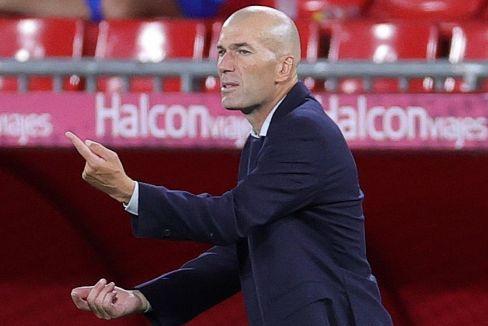 """Zidane, en vísperas del asalto final: """"El 7-3 contra el Atlético nos hizo cambiar cosas"""""""