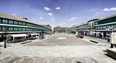 Corral de Comedias de Almagro, en Ciudad Real.