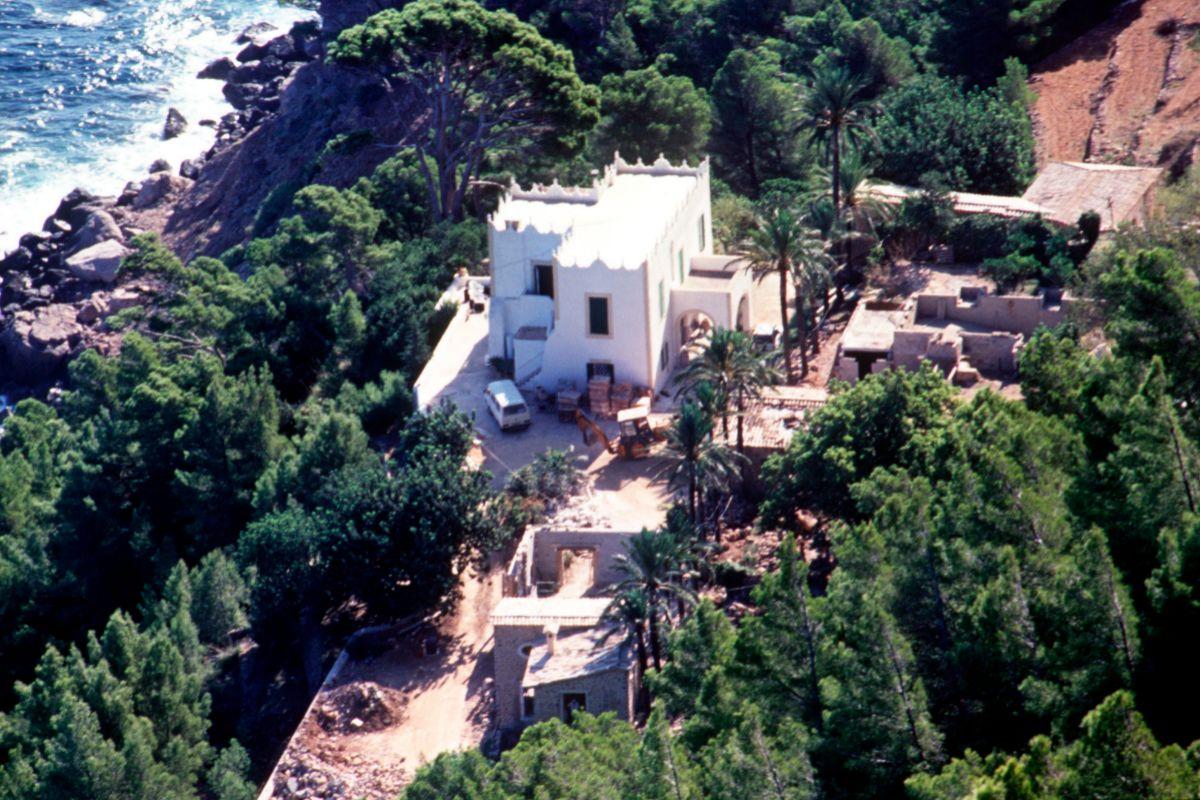La propiedad de Michael Douglas en Mallorca