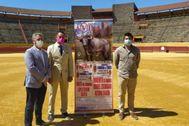 Presentación de los carteles de Ávila