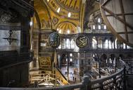 De nuevo, Constantinopla