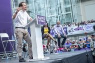 Podemos: el partido y el poder