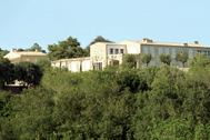 Casa del ex tenista alemán Boris Becker, en Mallorca, 'okupada' en 2018.