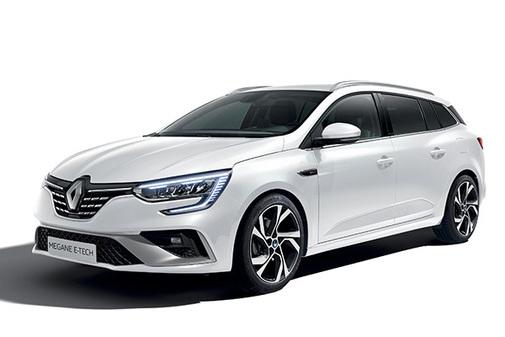 El Renault Megàne híbrido enchufable solo está disponible en Sportstourer.