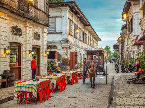 Los secretos de Vigán, la ciudad colonial de Asia que más recuerda a España