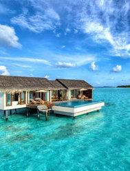 El confinamiento más envidiado del mundo: 127 días en un hotel de las Maldivas