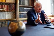 El ex ministro de Asuntos Exteriores José Manuel García-Margallo.